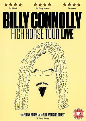 Billy Connolly: High Horse Tour: Live Online DVD Rental