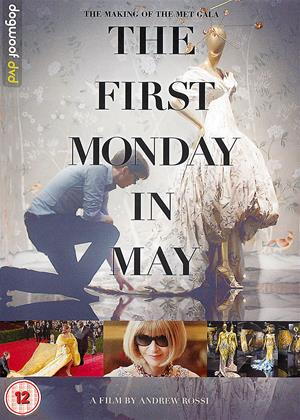 The First Monday in May Online DVD Rental