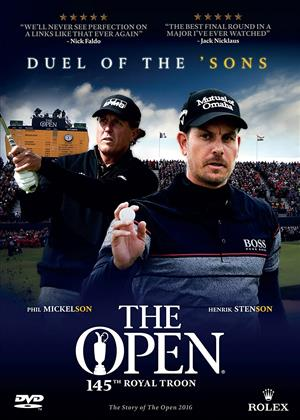 The Story of the Open Golf Championship 2016 Online DVD Rental