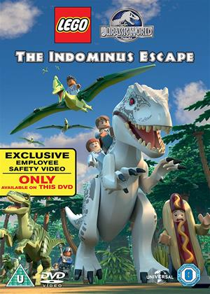 Lego Jurassic World: The Indominus Escape Online DVD Rental