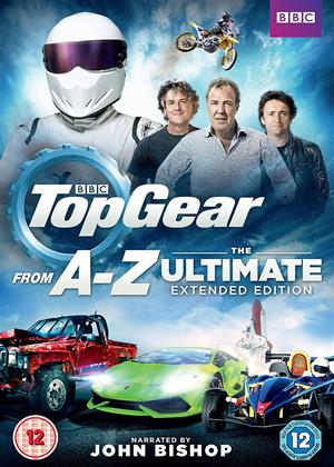 Top Gear: From A-Z Online DVD Rental