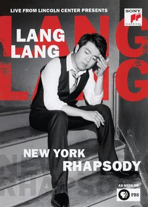 Rent Lang Lang: New York Rhapsody: Live at the Lincoln Center Online DVD Rental