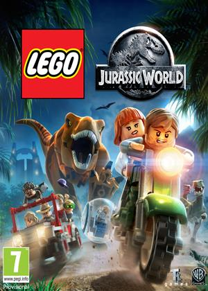 Lego Jurassic World Online DVD Rental