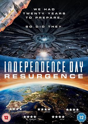 Independence Day: Resurgence Online DVD Rental