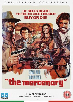The Mercenary Online DVD Rental