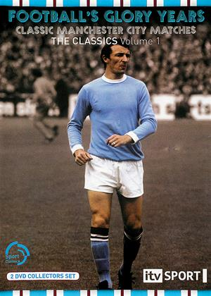 Football's Glory Years: Classic Manchester City Matches: Vol.1 Online DVD Rental