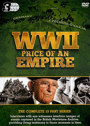 WW2: Price of an Empire Online DVD Rental