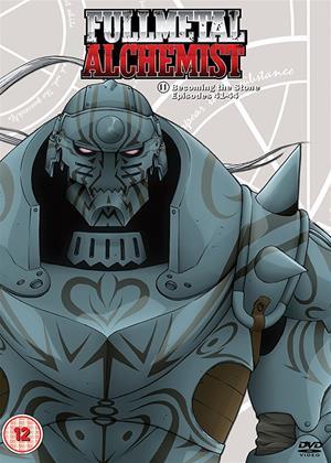 Rent Fullmetal Alchemist 11 Online DVD Rental