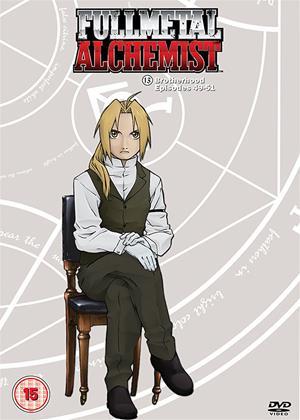Fullmetal Alchemist 13 Online DVD Rental