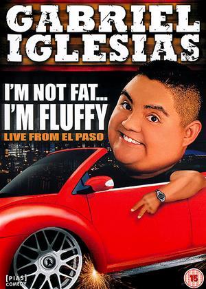 Gabriel Iglesias: I'm Not Fat, I'm Fluffy Online DVD Rental