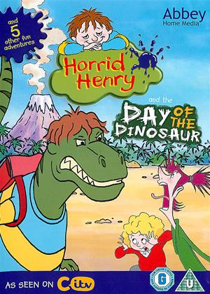 Horrid Henry: Day of the Dinosaur Online DVD Rental