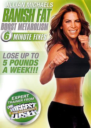 Rent Jillian Michaels: Banish Fat, Boost Metabolism Online DVD Rental
