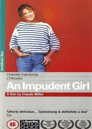 An Impudent Girl Online DVD Rental