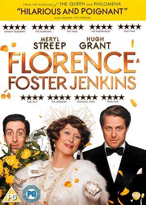 Florence Foster Jenkins Online DVD Rental