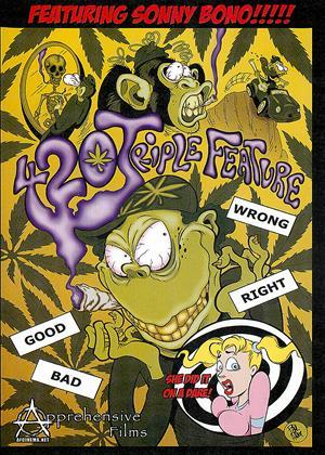 420 Triple Feature: Vol.1 Online DVD Rental