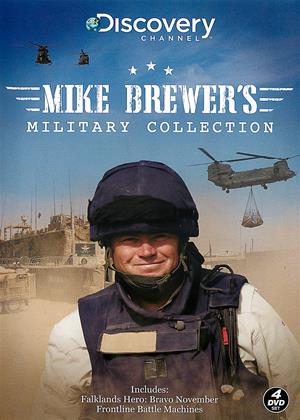 Rent Mike Brewer's Military Collection (aka Mike Brewer's Military Collection: Frontline Battle Machines and Falklands Hero) Online DVD Rental