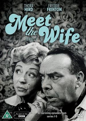 Rent Meet the Wife: Series 1-5 (The Surviving Episodes) (aka Meet the Wife: Series 1-5 (All Remaining Episodes)) Online DVD Rental