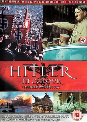 Hitler: In Colour Online DVD Rental