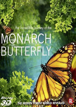 The Incredible Journey of the Monarch Butterfly Online DVD Rental