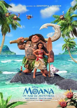Rent Moana Online DVD Rental