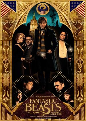 Fantastic Beasts and Where to Find Them Online DVD Rental