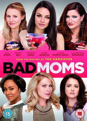Bad Moms Online DVD Rental
