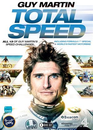 Guy Martin: Total Speed Online DVD Rental