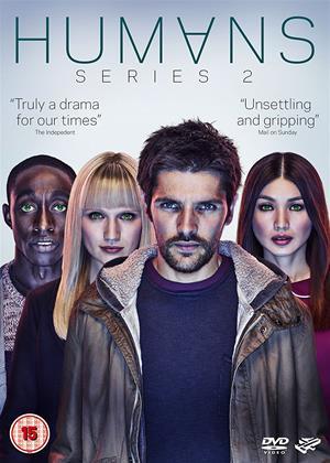 Humans: Series 2 Online DVD Rental