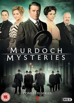 Rent Murdoch Mysteries: Series 8 Online DVD Rental
