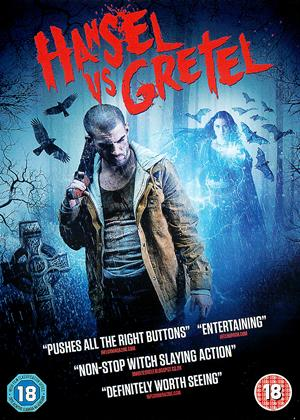 Hansel vs. Gretel Online DVD Rental