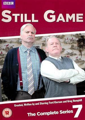 Still Game: Series 7 Online DVD Rental