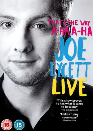 Joe Lycett: That's the Way, A-Ha, A-Ha: Live Online DVD Rental