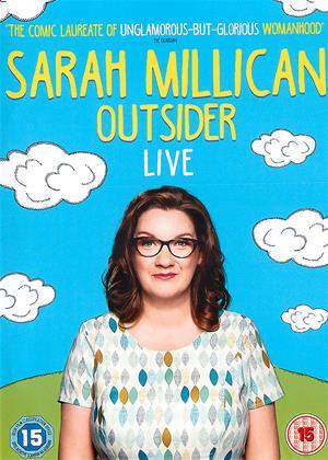 Sarah Millican: Outsider: Live Online DVD Rental