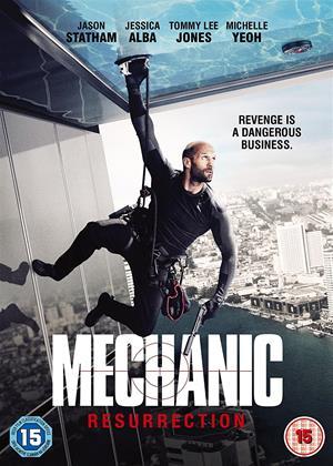 Mechanic: Resurrection Online DVD Rental