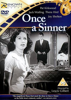 Rent Once a Sinner Online DVD Rental