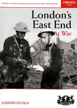 Rent London's East End at War Online DVD Rental