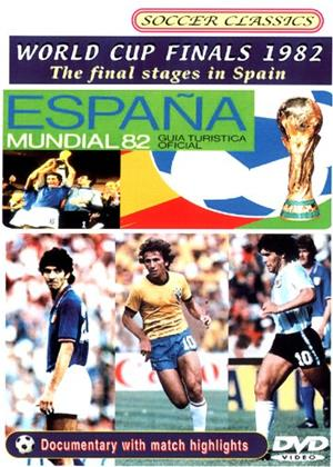 World Cup 1982: The Final 24 Online DVD Rental