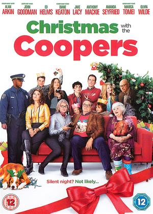 Rent Christmas with the Coopers (aka Love the Coopers) Online DVD Rental