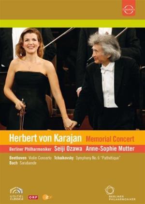 Rent Herbert Von Karajan Memorial Concert: Berlin Online DVD Rental