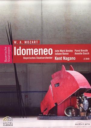 Rent Idomeneo: Bayerische Staatsoper (Kent Nagano) Online DVD Rental