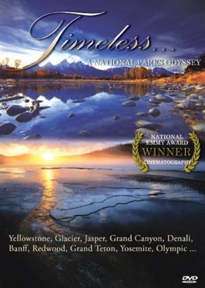 Rent Timeless: A National Parks Odyssey Online DVD Rental