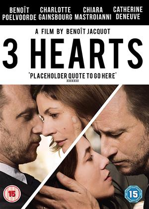 Rent 3 Hearts (aka 3 Coeurs) Online DVD Rental