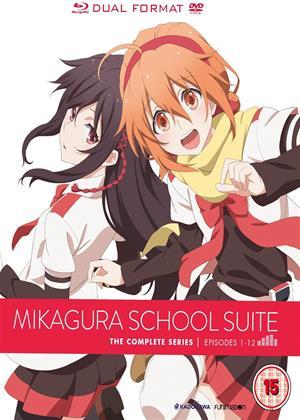 Mikagura School Suite Online DVD Rental