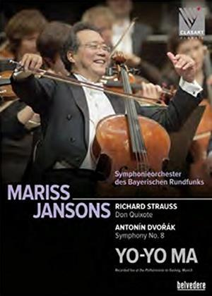 Mariss Jansons: Don Quixote / Symphony No. 8 Online DVD Rental