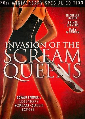 Invasion of the Scream Queens Online DVD Rental