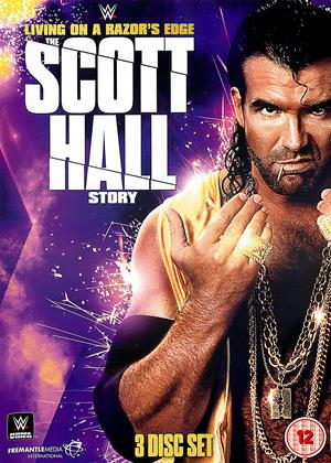 WWE: Living on a Razor's Edge: The Scott Hall Story Online DVD Rental