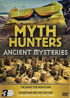 Myth Hunters: Ancient Mysteries Online DVD Rental