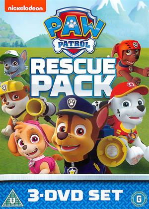 Paw Patrol: Rescue Pack Online DVD Rental