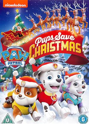 Rent Paw Patrol: Pups Save Christmas Online DVD Rental