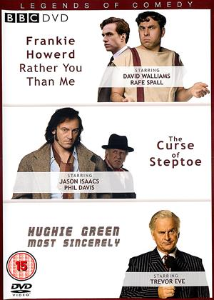 Rent Legends of Comedy (aka Frankie Howerd, Rather You Than Me / The Curse of Steptoe / Hughie Green, Most Sincerely) Online DVD Rental